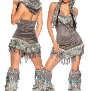 13152 023 XXX 00 300x300 - Indijanka obleka kostum  American Costume AX-13152