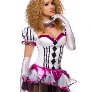 14296 113 XXX 00 300x300 - Zabavne kostum obleka Harlequin Costume AX-14296