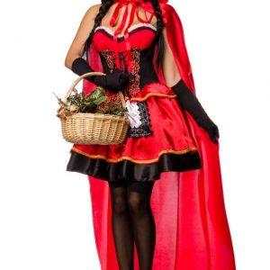 14298 018 XXX 00 300x300 - Rdeča kapica komplet Sexy Red Riding Hood AX-14298