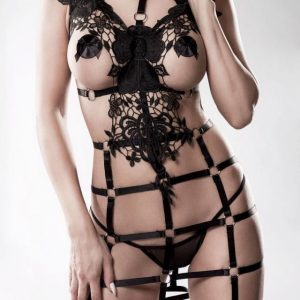 15235 002 XXX 00 300x300 - 2-deln vezava obleka erotik Set by Grey Velvet AX-15235