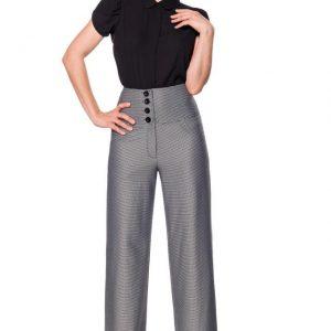 50171 010 XXX 00 300x300 - Marlene hlače z visokim pasom  AX-50171