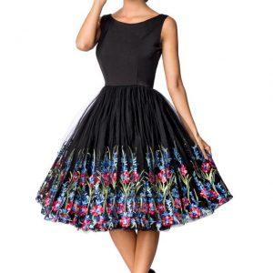 50175 002 XXX 00 300x300 - Belsira Premium Vintage Flower cvetlična obleka AX-50175