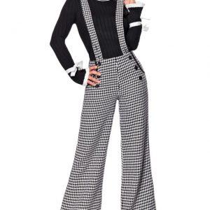 50177 010 XXX 00 300x300 - Belsira Premium Marlene hlače na naramnice AX-50177