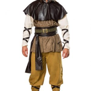 80085 165 XXX 00 300x300 - Komplet pustni kostum srednjeveški Medieval Man AX-80085