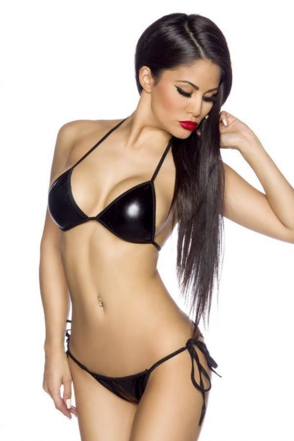11438 002 XXX 00 600x899 - Bikini wetlook AX-11438