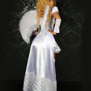 11699 014 XXX 00 300x300 - Angel kostum dolga obleka AX-11699