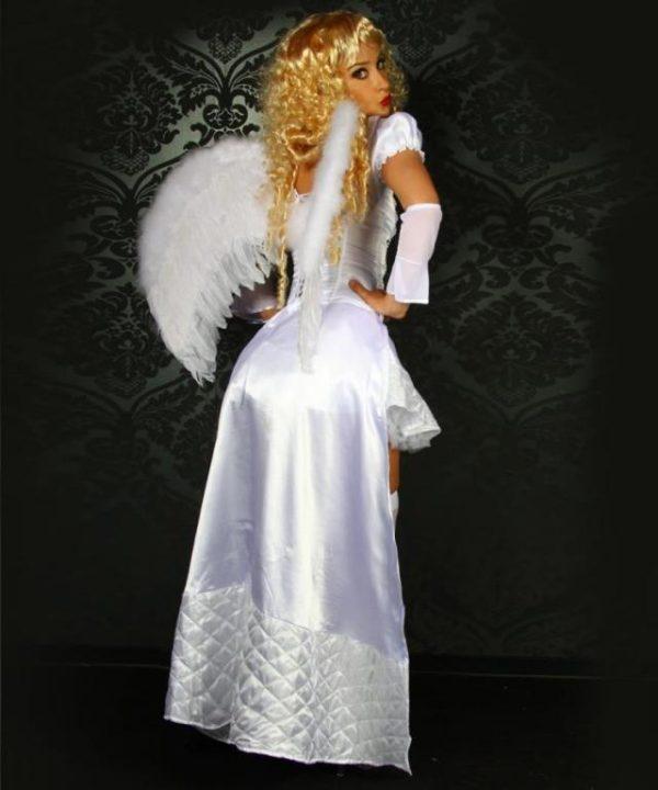 11699 014 XXX 00 600x720 - Angel kostum dolga obleka AX-11699
