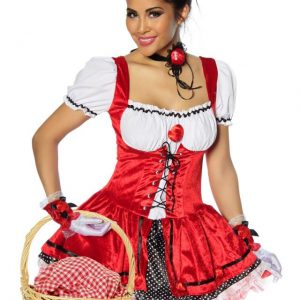 12762 041 XXX 00 300x300 - Rdeča kapica obleka Red Riding Hood   AX-12762