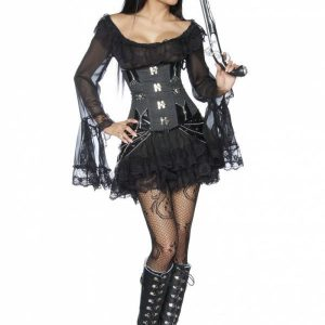 13184 002 XXX 00 300x300 - Pirat obleka čipka  AX-13184