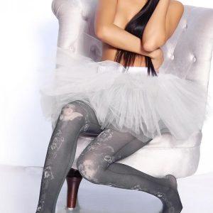 13196 002 XXX 00 300x300 - Hlačne nogavice 20denske dizajn   AX-13196