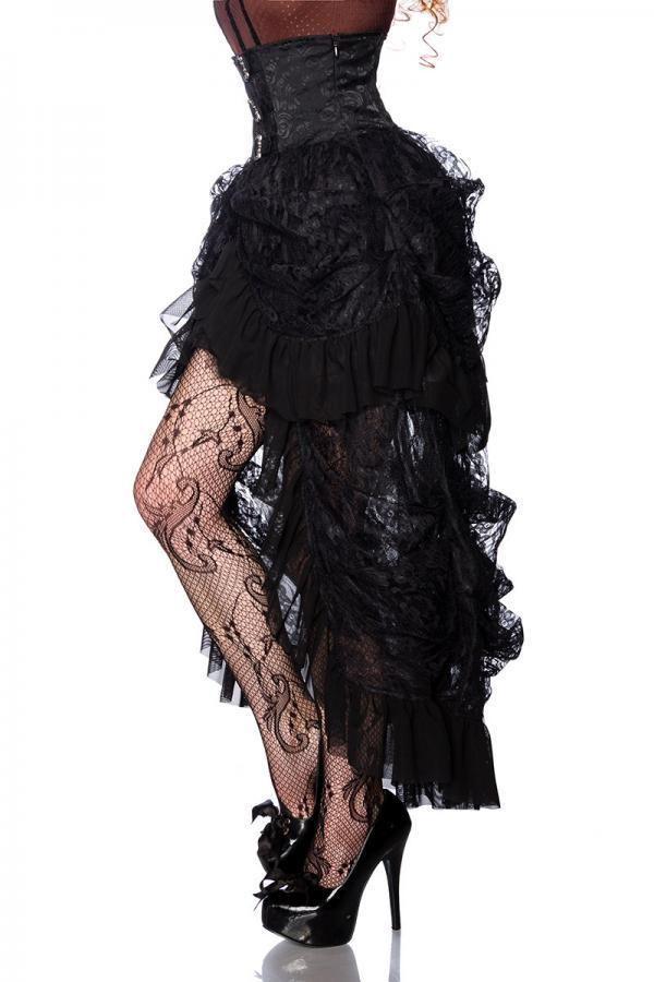 13236 002 XXX 00 600x900 - Steampunk Skirt AX-13236