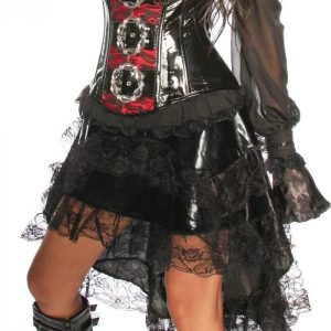 13242 002 XXX 00 300x300 - Skirt with Lace AX-13242
