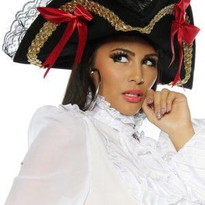 13243 002 XXX 00 300x300 - Pirate tricorne svečan pustni  klobuk  AX-13243