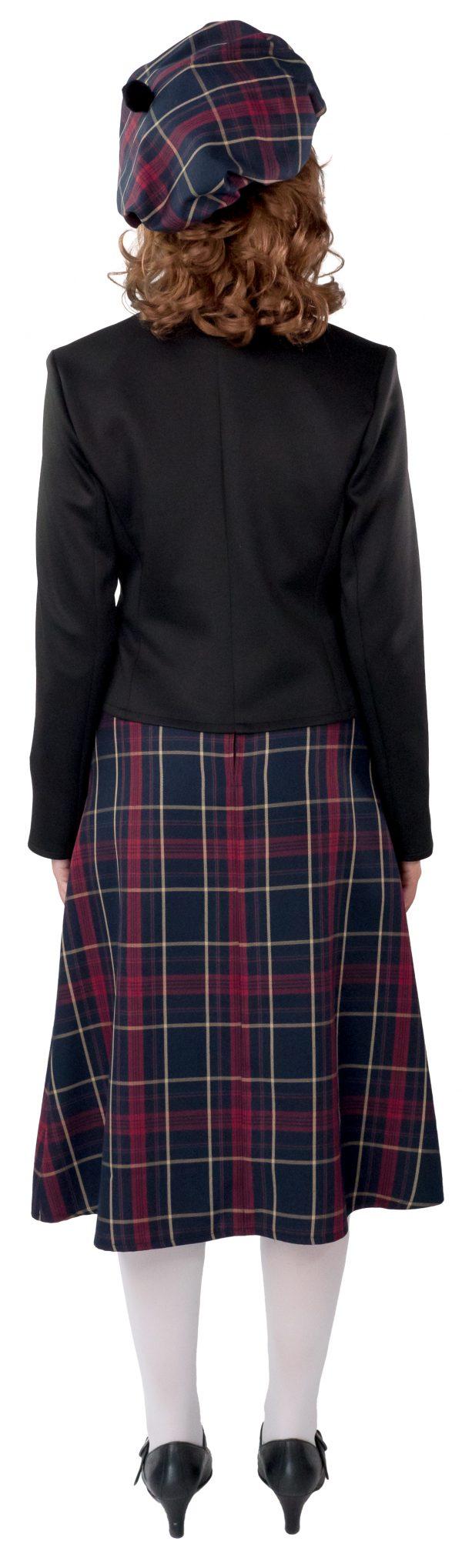 1167 R 600x2038 - Škotski kostum jakna ženska  Deluxe (jakna)