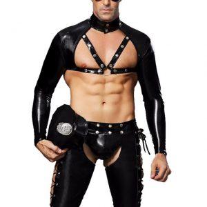15227 002 XXX 00 300x300 - Pustni kostum SONDERPOSTEN Sexy PolicajAX-15227
