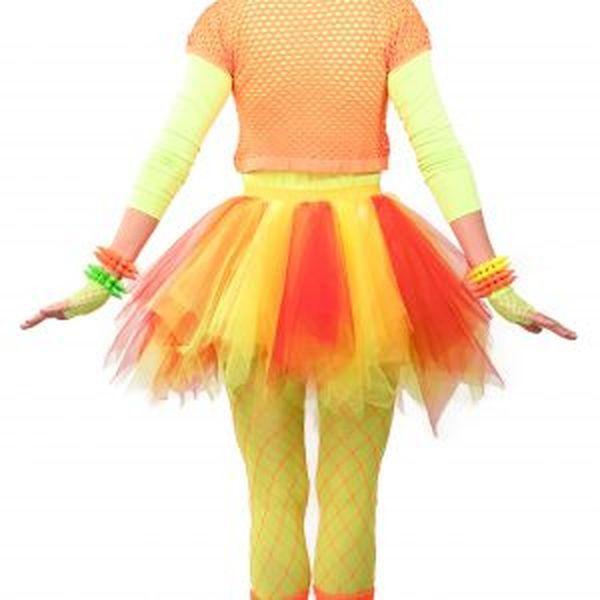 40144.00 R 300x300 - Tutu večplastno krilo  Neon (unisex skirt)