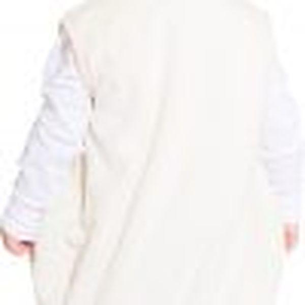 5396 R 100x100 - Otroški pustni kostum Icebear waistcoat (waistcoat z hood) - otroški kostum