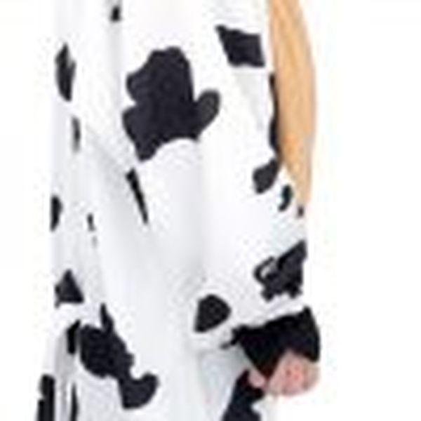5507 S 100x100 - Otroški pustni kostum Cow overall