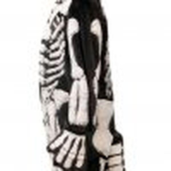 5523 S 100x100 - Otroški pustni kostum Skeleton jumpsuit Triceraptos