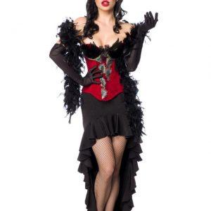 80152 021 XXX 00 300x300 - Pustni kostum kraljica Burlesque Queen AX-80152