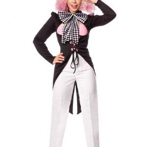80153 005 XXX 00 300x300 - Pustni kostum zajček z hklačami set Bunny Hatter AX-80153