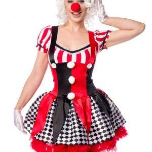 80155 041 XXX 00 300x300 - Kloven obleka kostum Clown AX-80155