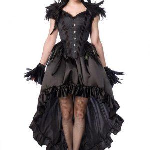 80158 002 XXX 00 300x300 - Gothic Crow Lady zlobna gospa Vrana AX-80158