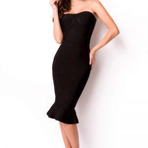 14287 002 XXX 00 300x300 - Bandage Shape obleka eleganca AX-14287