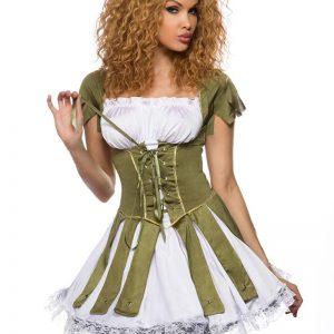 14295 047 XXX 00 300x300 - Srednjeveški kostum Robin Hood Costume AX-14295