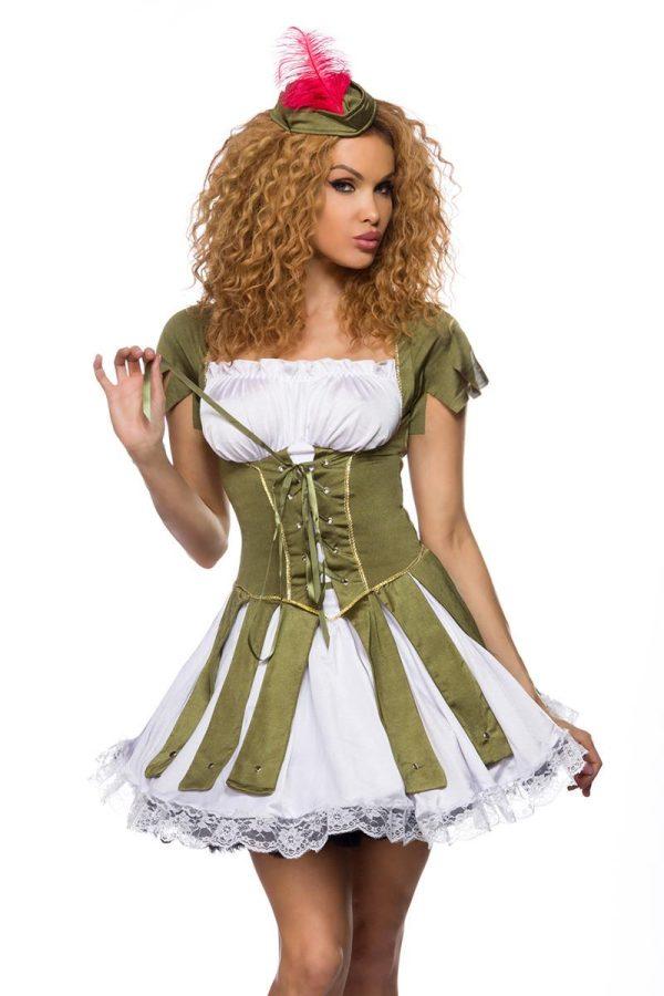 14295 047 XXX 00 600x900 - Srednjeveški kostum Robin Hood Costume AX-14295