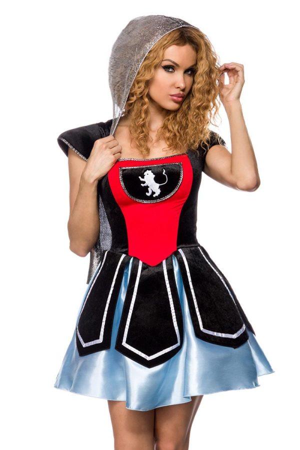 14348 043 XXX 00 600x900 - Srednjeveški pustni kostum viteška obleka Knight Costume AX-14348