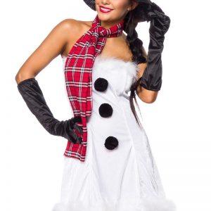 14393 005 XXX 00 300x300 - Božični kostum obleka snežno dekle Snow Girl AX-14393