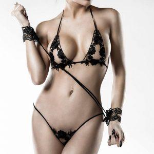 14489 002 XXX 00 300x300 - 4-delni erotik spodnjega perila Set by Grey Velvet AX-14489