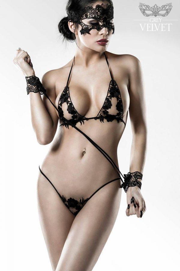 14489 002 XXX 00 600x900 - 4-delni erotik spodnjega perila Set by Grey Velvet AX-14489