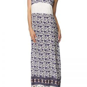 14741 001 XXX 00 300x300 - Maxi Poletna obleka orientalski tisk AX-14741