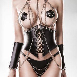 15133 002 XXX 00 300x300 - 4-delni erotik set  Set by Grey Velvet AX-15133