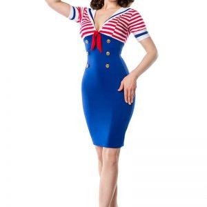 50003 163 XXX 00 300x300 - Mornarska obleka AX-50003