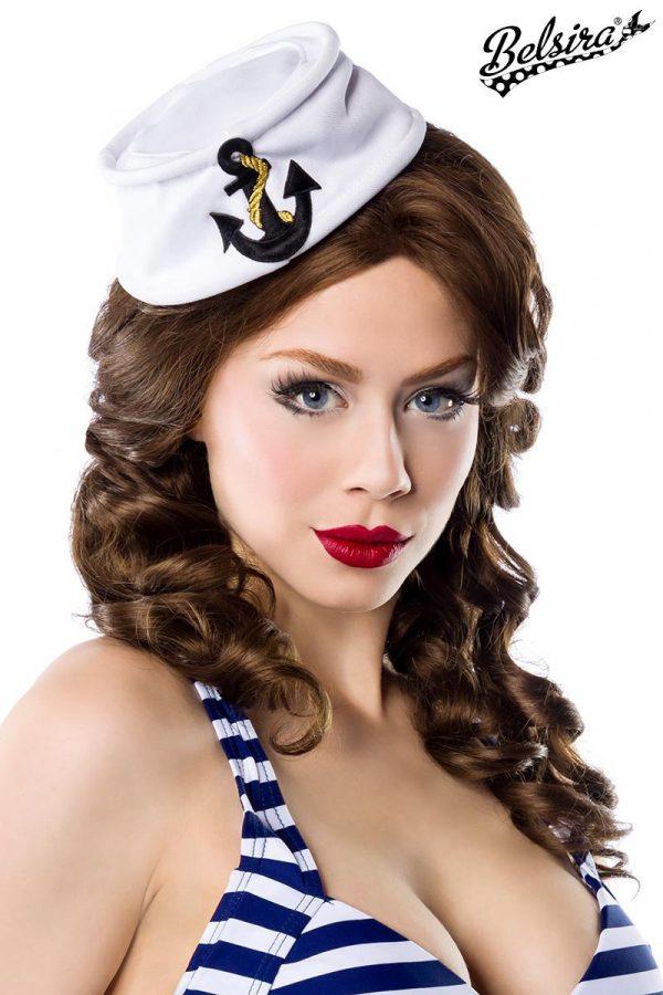 50004 014 XXX 00 600x900 - Mornarska kapica Navy Cap AX-50004