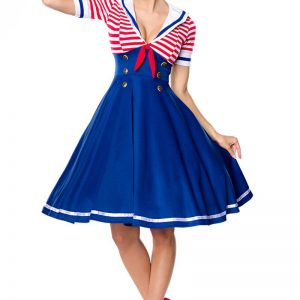 50057 163 XXX 00 300x300 - Belsira obleka mornarksa Navy Style Swing   AX-50057