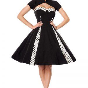 50062 010 XXX 00 300x300 - Vintage obleka z bolerom krožna  AX-50062