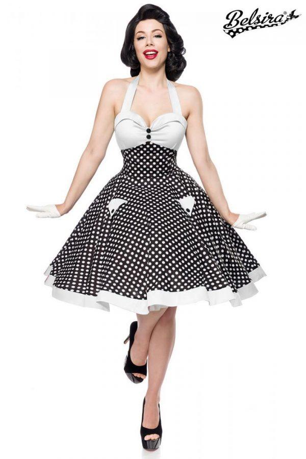 50066 010 XXX 00 600x900 - Vintage Swing obleka poletna AX-50066