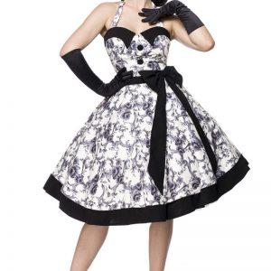 50089 010 XXX 00 300x300 - Vintage Swing obleka naramnice  AX-50089