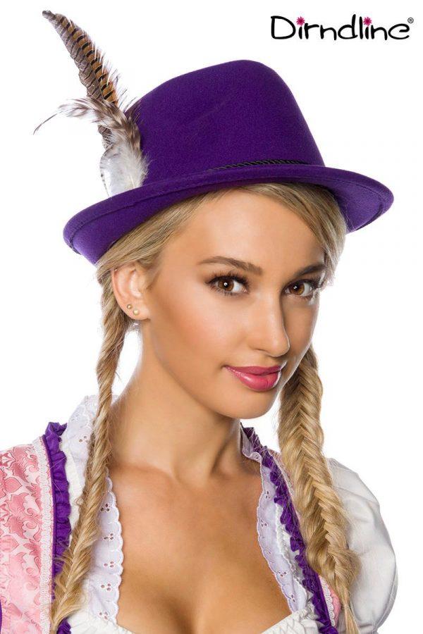 70007 011 XXX 00 600x900 - Tradicionalni bavarski klobuk iz filca AX-70007