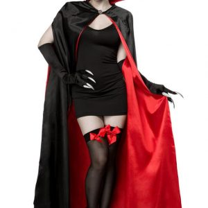 80012 021 XXX 00 300x300 - Komplet pustni kostum Sexy Vampirka AX-80012