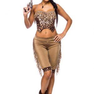 80020 184 XXX 00 300x300 - Komplet pustni kostum kavbojsko dekle Cowgirl AX-80020