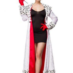 80022 010 XXX 00 300x300 - Evil Dalmatian Lady tridelna kostumska garnitura AX-80022