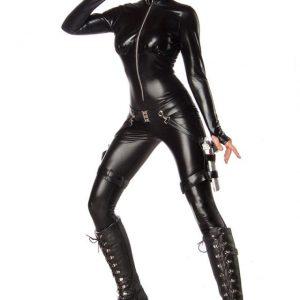 80061 002 XXX 00 300x300 - Pustni kostum mačka Cat Fighter AX-80061