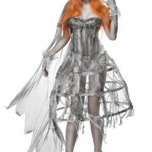 80076 145 XXX 00 300x300 - Komplet pustni kostum Zombie Bride AX-80076