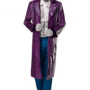 80088 272 XXX 00 300x300 - Komplet pustni kostum Joker kostumografija Suicide Gangster AX-80088