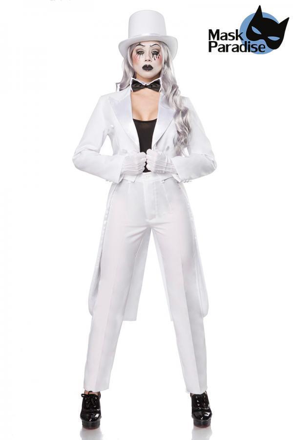 80119 005 XXX 00 - Komplet pustni kostum Pantomime AX-80119